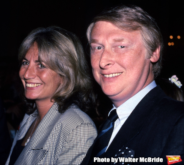 Penny Marshall and Mike Nichols attends a Barbecue at Gracie Mansion on June 1, 1988  Photo