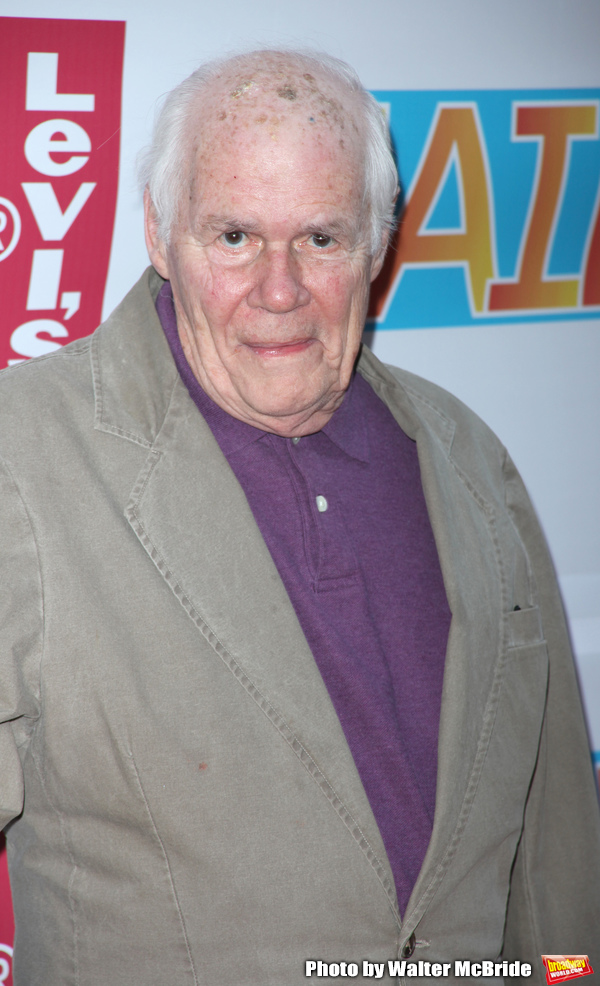 Galt MacDermot arriving for the Opening Night Performance of HAIR: THE AMERICAN TRIBAL LOVE-ROCK MUSICAL at the Al Hirschfeld Theatre in New York City. March 31, 2009