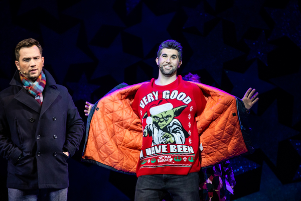 Photo Flash: Danny Dyer, Dani Dyer and Jo Brand Star in NATIVITY! THE MUSICAL