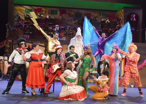 BWW Review: Troubies to the Rescue in THE YEAR WITHOUT A SANTANA CLAUS