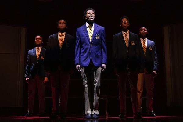 Choir Boy Production Photo