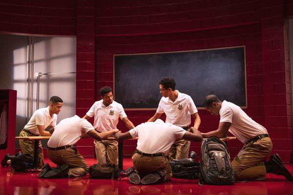 Photo Flash: First Look at Broadway's CHOIR BOY