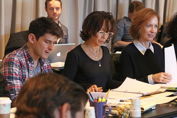 Meghan Glogower, Chani Maisonet, and Tristen Buettel