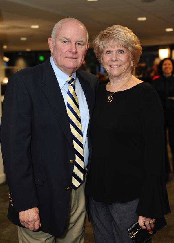 Jim Howenstine and Karen Gomer