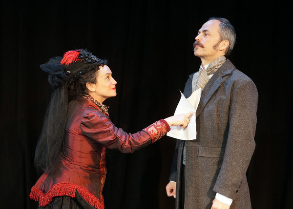 Photo Flash: Orlando Shakespeare Presents A DOLL'S HOUSE: PART 2