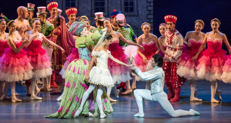 BWW Review: HILARIOUS AND POETIC, A HOLIDAY TRIBUTE TO CHILDREN: THE NUTCRACKER, BY AMERICAN BALLET THEATRE at Segerstrom Center For The Arts