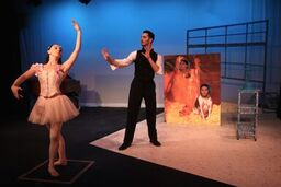 BWW Review: Dancing Majesty Takes the Stage in Fisher's THE LITTLE DANCER
