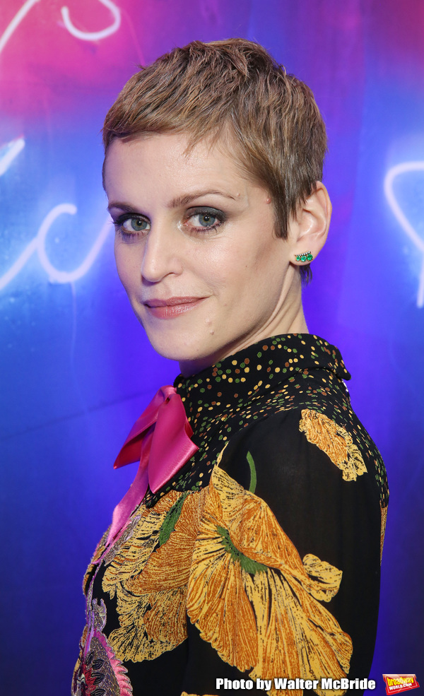 Denise Gough attends the Broadway Opening Night After Party for 'Angels in America'  at Espace on March 25, 2018 in New York City.