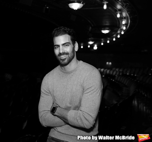 """Nyle DiMarco, making His Broadway Producing debut with Broadway's """"Children Of A Less Photo"""