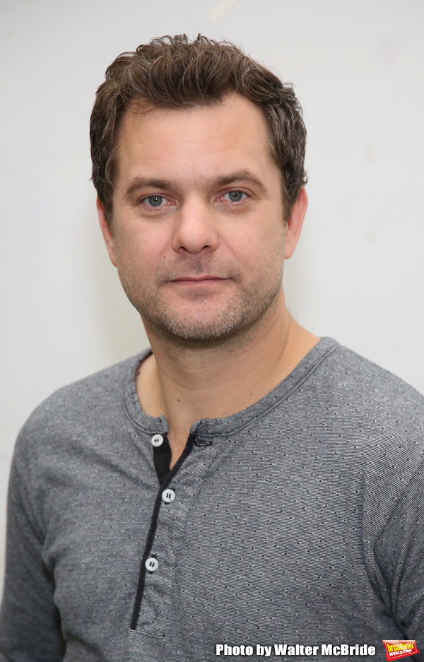 "Joshua Jackson attends the cast photo call for the Broadway Revival of  ""Children of  Photo"