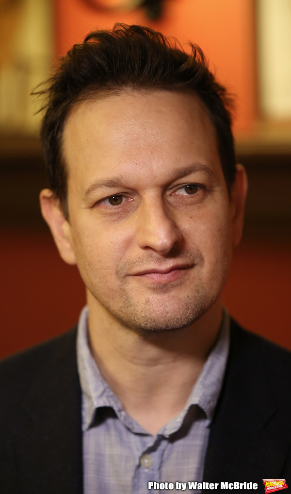 Josh Charles attends photo call for the Second Stage Theatre Company production of 'S Photo
