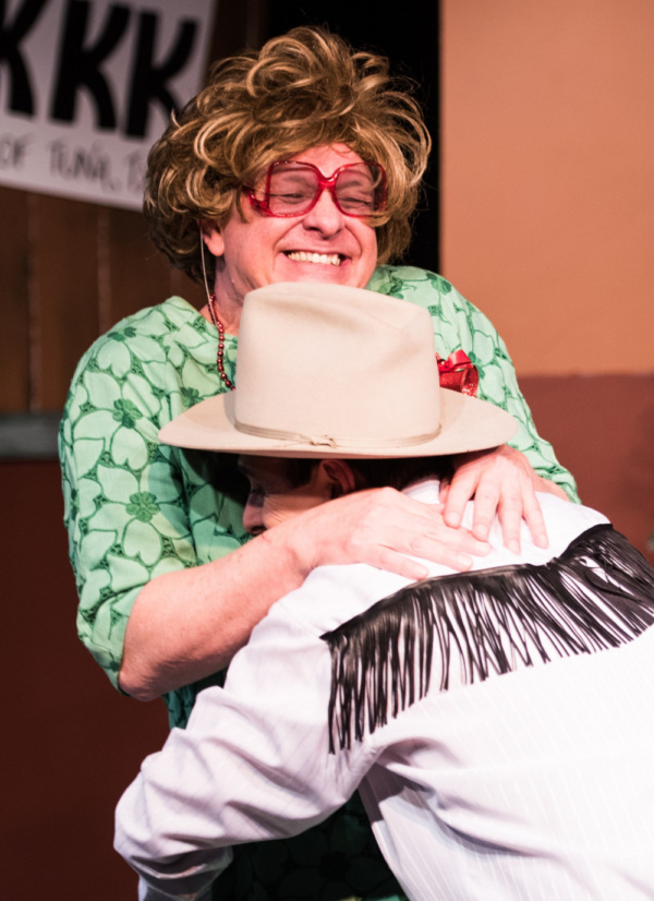 Photo Flash: First Look at A TUNA CHRISTMAS at City Theatre Austin