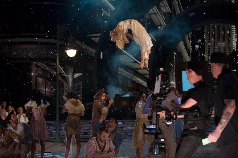 BWW INTERVIEW: MARINDA DAVIS, A DANCE TEACHER, MULTIPLE FATAL ILLNESS FIGHTER, AND CHOREOGRAPHER at NBC Dancing With The Stars
