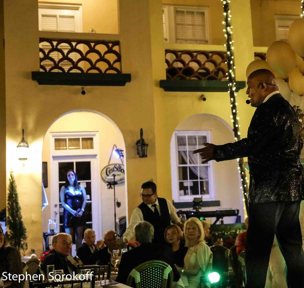 Photo Coverage: International Singers Lilian & Maycol Ring In The New Year at Trevini