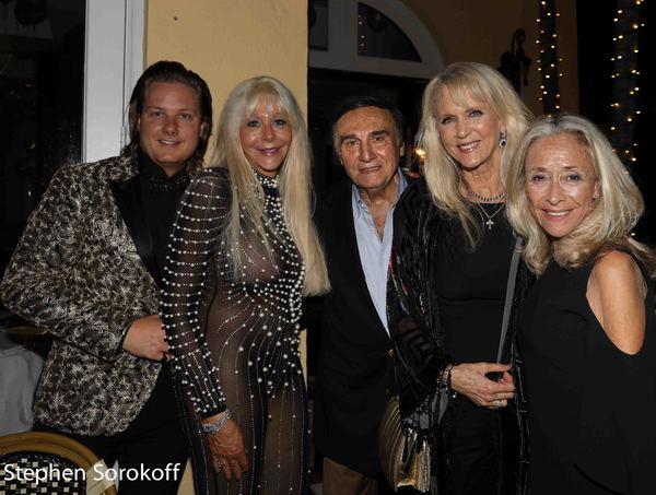 Ferdinand Prinz von Anhalt, Sunny Sessa, Tony Lo Bianco, Alyse Lo Bianco, Eda Sorokof Photo