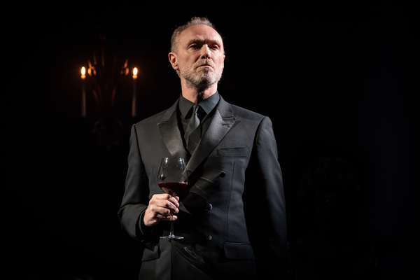 Photo Flash: First Look at PINTER FIVE and PINTER SIX