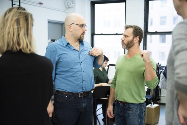 Alexander Gemignani and Noah Brody