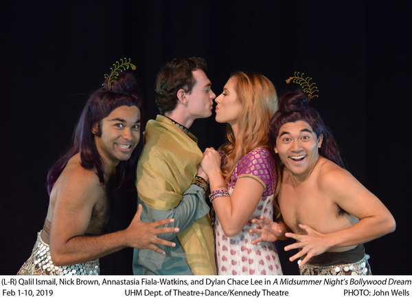 Photo Flash: The University of Hawaii Presents A MIDSUMMER NIGHT'S BOLLYWOOD DREAM