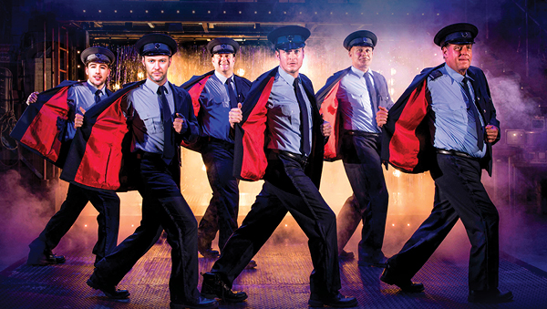 BWW Interview: Gary Lucy Talks THE FULL MONTY UK Tour