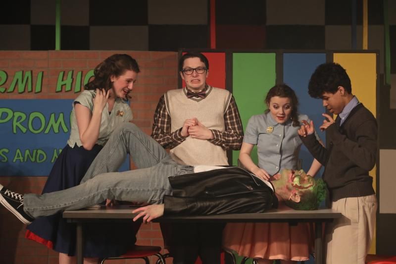 BWW Review: Hilarious Production of ZOMBIE PROM From Theatre in the Park