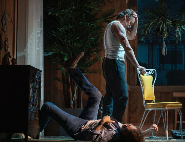 Photo Flash: First Look at Ethan Hawke & Paul Dano in TRUE WEST on Broadway!