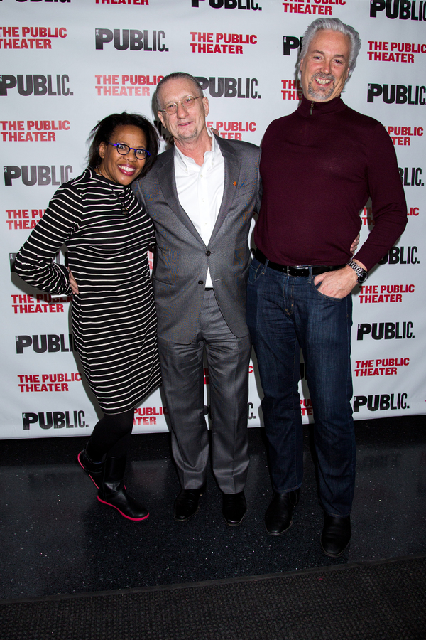 Photo Coverage: Inside Opening Night of The Public Theater's  15th Annual UNDER THE RADAR Festival