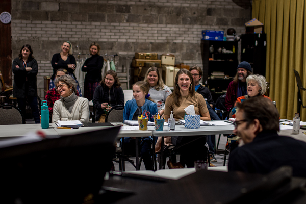 Photo Flash: In Rehearsal with Theater Latte Da's A LITTLE NIGHT MUSIC