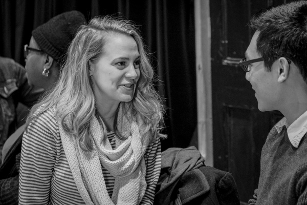 Photo Flash: In Rehearsal with Signature's BY THE WAY, MEET VERA STARK