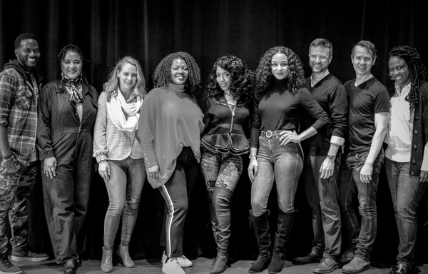 Warner Miller, Lynn Nottage, Jenni Barber, Heather Alicia Simms, Jessica Frances Duke Photo