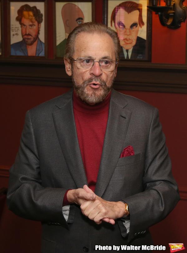 Producer Barry Weissler