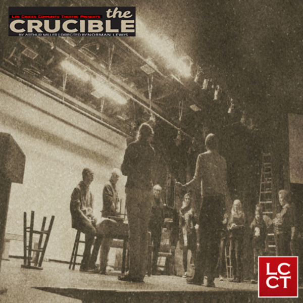 Director Norman Lewis and cast begin the process of bringing Arthur Miller''s ''The Crucible LCCT Presents to the stage -- Arthur Miller''s THE CRUCIBLE began pre-production on September 1, 2019, with Se