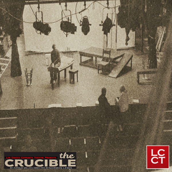 Photo Flash: Making Miller's THE CRUCIBLE at LCCT