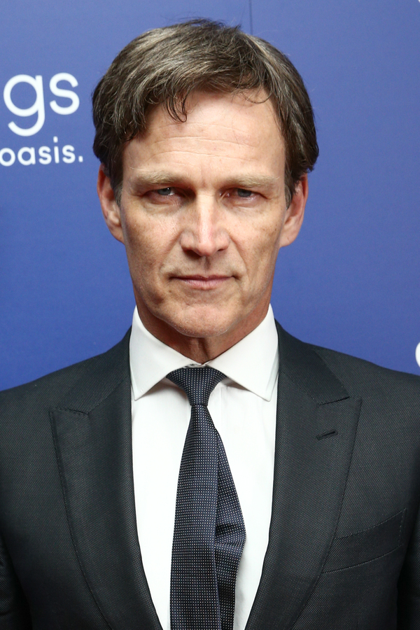 Stephen Moyer Photo