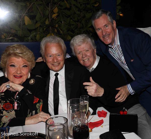 Marilyn Maye, Stephen Sorokoff, Dick Robinson Rob Russell