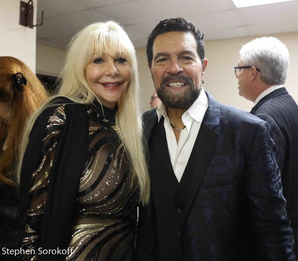 Photo Coverage: Celebrating Music With Marilyn Maye, Clint Holmes, Patti Austin & Gregg Field at The Kravis Center