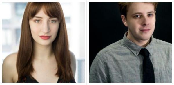 Emma Romeo (Kelly), Travis Martin (Henry/Ensemble)