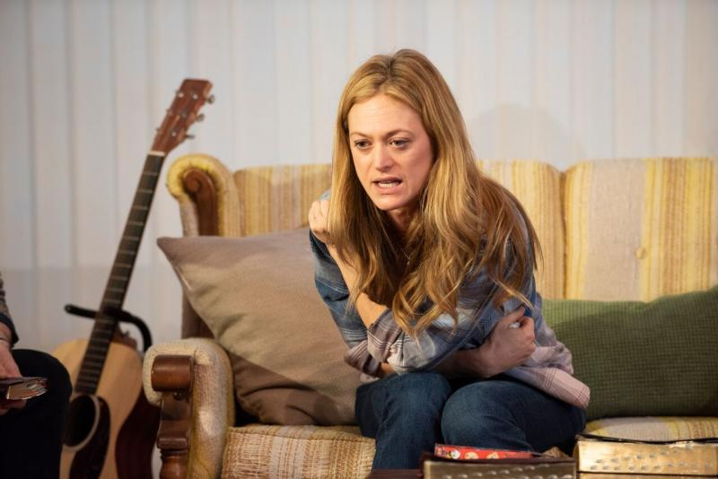 BWW Review: Marin Ireland Rages Against Patriarchy in Abby Rosebrock's BLUE RIDGE