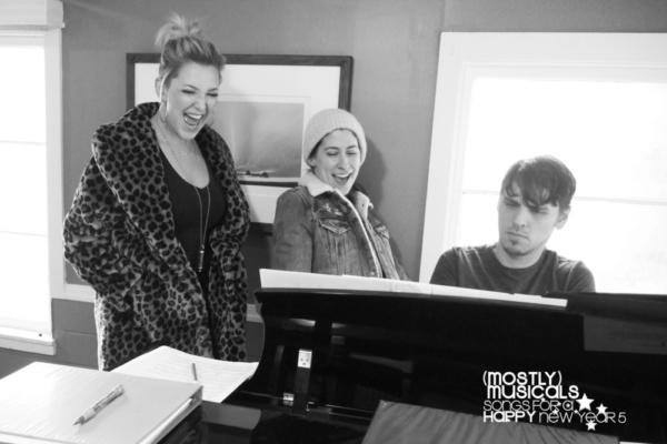 Alli Miller, Amanda Kruger, and Gregory Nabours