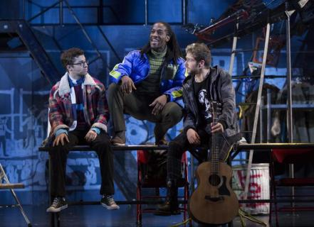 BWW Interview: Logan Marks of RENT 20TH ANNIVERSARY TOUR at Fisher Theatre says You Can Always Use More Love In Your Life!