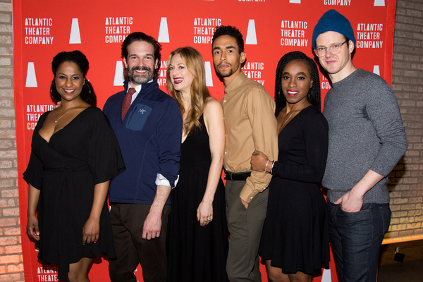 Photo Coverage: Inside Opening Night of Atlantic Theater Company's BLUE RIDGE