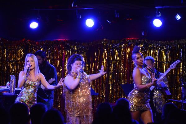 Samantha Duval, Marissa Rosen and Lisa Ramey Photo
