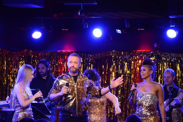 Photo Coverage: Marty Thomas Brings Show to Green Room 42