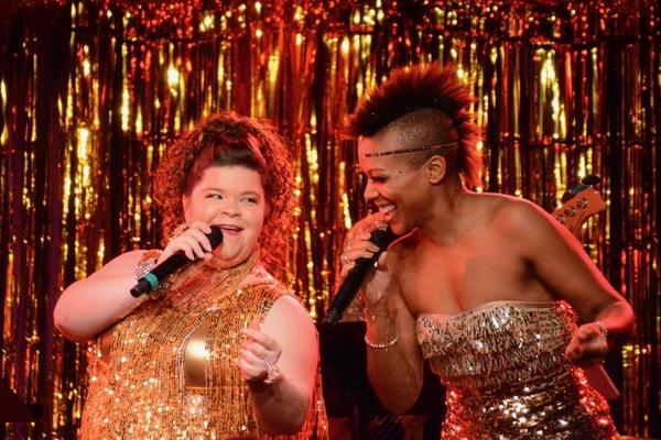 Marissa Rosen and Lisa Ramey Photo