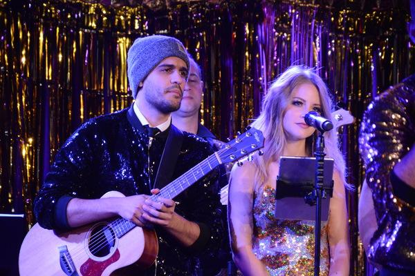 Alex Ortega and Samantha Duval