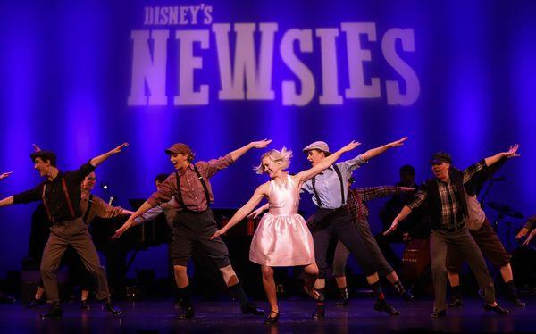 Eloise Kropp and Company announce Disney's Newsies