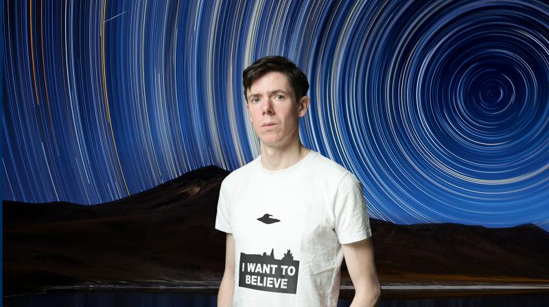 BWW Interview: Damien Atkins on Aliens, UFOs, and His Examination of Extraterrestrial Encounters for WE ARE NOT ALONE