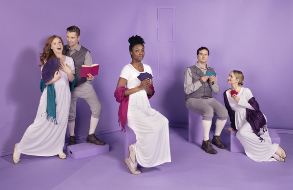 Photo Flash: First Look At SENSE AND SENSIBILITY At Portland Center Stage at The Armory