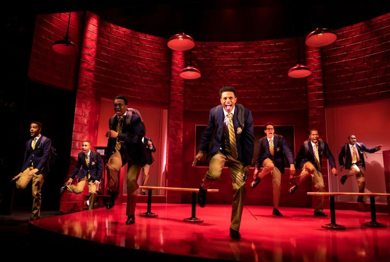 BWW Review:  Tarell Alvin McCraney's Coming-Of-Age Drama CHOIR BOY Sings Out Spiritual Nourishment