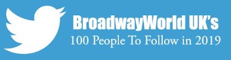 BroadwayWorld UK's 100 People To Follow On Twitter In 2019