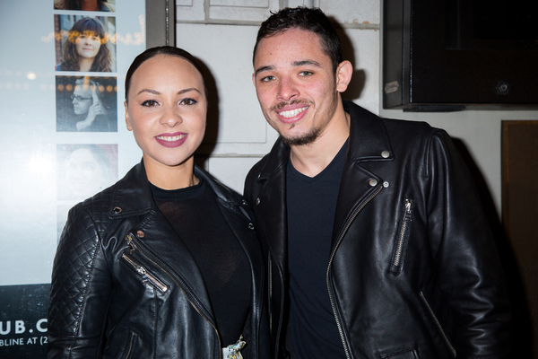 Photo Coverage: On the Opening Night Red Carpet For CHOIR BOY